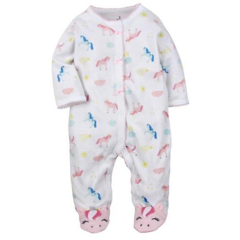 Orangemom 2018 fashion baby pajamas infant baby girl clothing unisex baby boys clothes 100% cotton baby rompers newborn-eosegal