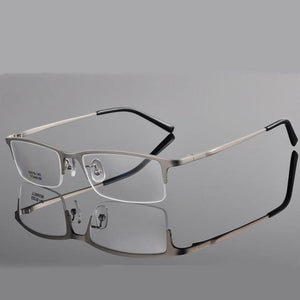Spectacle Frame Eyeglasses Men Computer Optical Titanium Eye Glasses For Male Transparenteosegal-eosegal