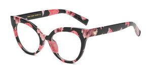 Cat Eye Frame Eyewear Full Frames Eye glasses Women Designer Glasses Unisexeosegal-eosegal