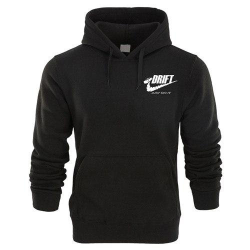 car drift just do it pink hoodie women hoodie sweatshirt streetwear sweatshirtseosegal-eosegal