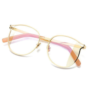 Original SojoS glasses frame clear lens glasses women's spectacle frame retro transparenteosegal-eosegal