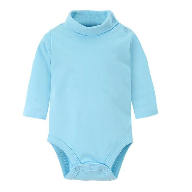 Baby's One-piece Bodysuits High-necked Triangle Long Sleeve Triangle Climbing Clothes TLL0097-eosegal