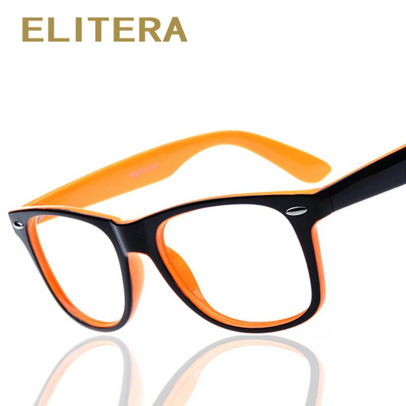 fashion big glass frame without lenses round eye glasses frame foreosegal-eosegal