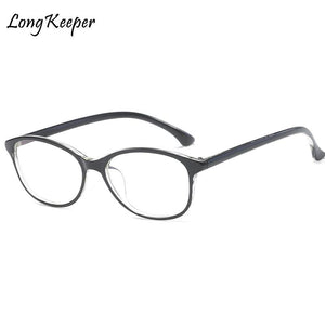 Reading Glasses Protection Eyewear TR90 Anti Blue Light GogglesTitanium Frame Computereosegal-eosegal