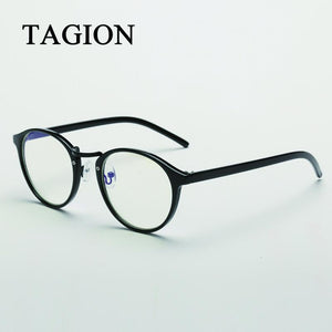 Computer Glasses Women Round Eye PC Glasses Anti Blue Rays Radiation Meneosegal-eosegal