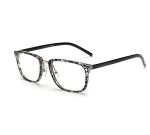 Fashion Men Women Optical Eyeglasses Frame Glasses With Clear Glass Brandeosegal-eosegal