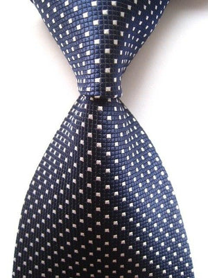 Mens Neckties 10cm Classic Plaid Pattern Ties for Men Formal Weareosegal-eosegal