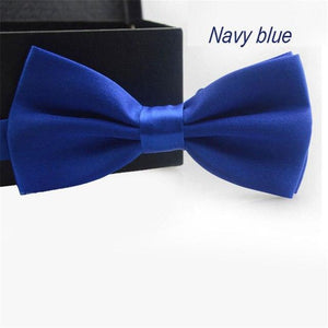 Bowtie men formal necktie boy Men's Fashion Adjustable business wedding bow tieeosegal-eosegal