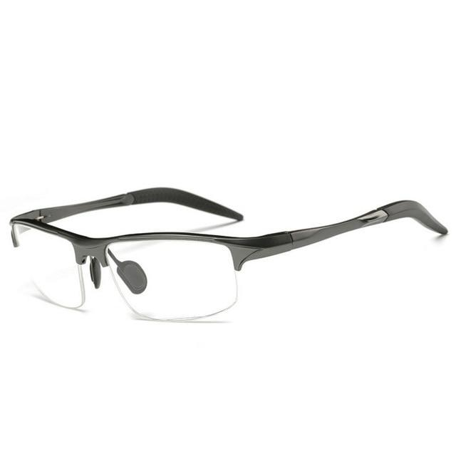 56-13-149 The new aluminum magnesium alloy spring legs eyeglasses frame men glasseseosegal-eosegal