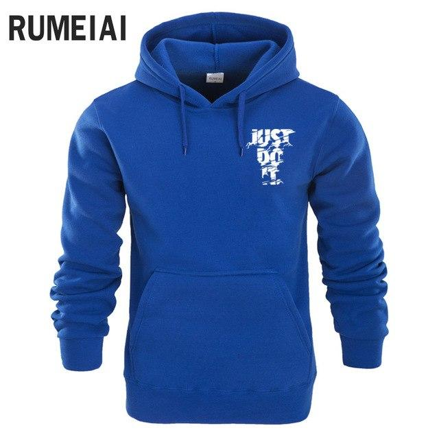 New Men Fashion Sweatshirt Mens Hoodies Hip Hop Style Tracksuit Casualeosegal-eosegal