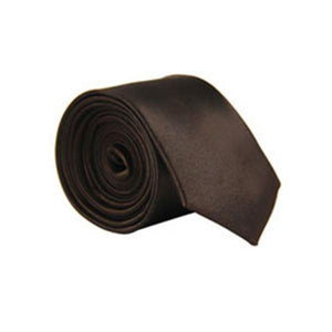5cm Classic Skinny Slim Tie Solid Color Plain Silk Men Jacquard Woveneosegal-eosegal