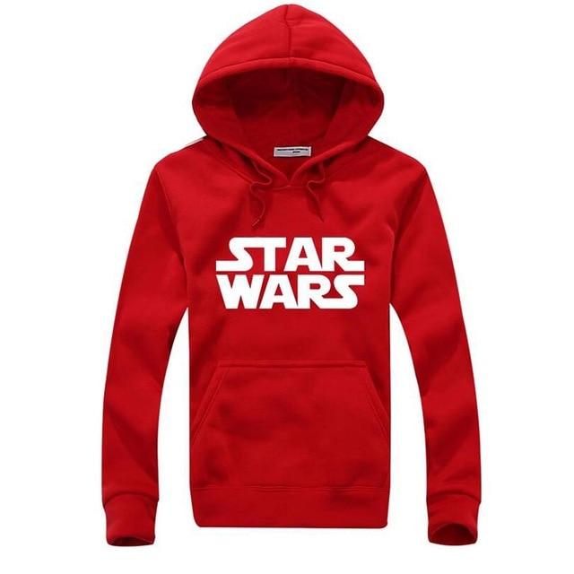 2016 new fashion casual man's hoody boy movie Star Wars casual Hiphopeosegal-eosegal