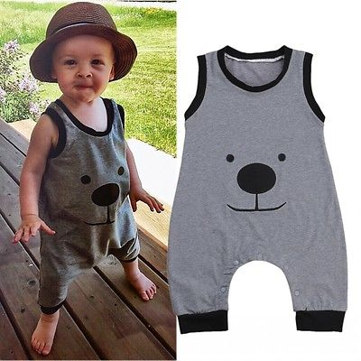 New 2016 cute baby rompers jumpsuit comfortable clothes for new born babies 0-24m baby wear newborn baby clothing-eosegal