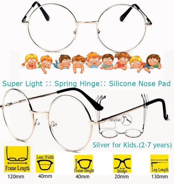 the Parent-Child attire outfit Round Glasses Kids Men Harry Potter Frameeosegal-eosegal