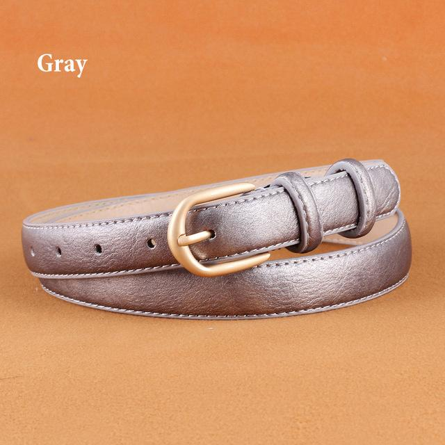 Women Leather Belts Pin Buckle Belts for Women waistbelt Female Jeans Belt Women Waistbands Lady cintos ceinture-eosegal