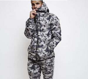 Brand new fashion spring autumn mens 3d hoodies camouflage style hoodieeosegal-eosegal