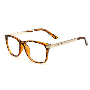 Kottdo Fashion Glasses Women Retro Vintage Reading Eyeglasses Frame Men Glasses Opticaleosegal-eosegal
