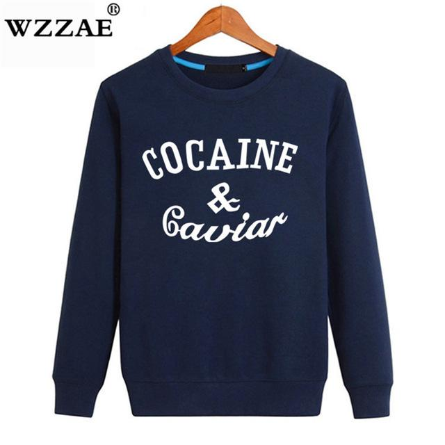 Cocaine And Caviar Crooks and Castles LIL Wayne Graphic Hoodies Men'seosegal-eosegal