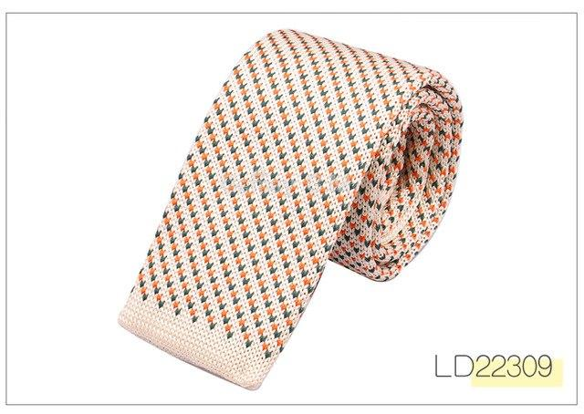 New Knit Neck Tie For Men Casual Knitted Ties Fashion Polyester Menseosegal-eosegal