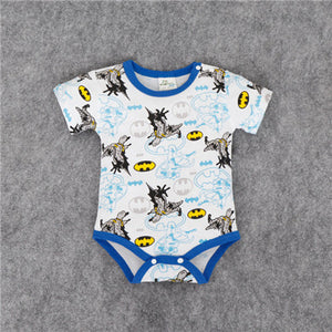 Newborn Baby Summer Rompers Sports Football Baby boy Girls Short Sleeve Clothes One Piece Overalls Infant baby jumpsuist bodykit-eosegal