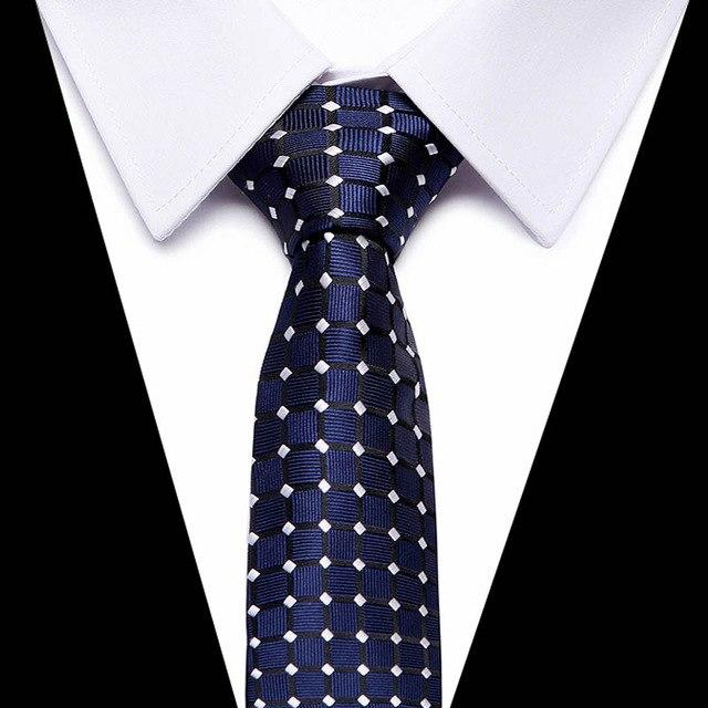 High Quality Brand Neck plaid Tie Accessories Mens Ties For Men Designerseosegal-eosegal