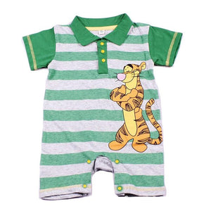 2017 Baby Boy Romper Baby Boy Clothes Summer Cotton Short Sleeve Girl Clothing Set Roupa Bebes Baby Clothes Infantil Jumpsuit-eosegal