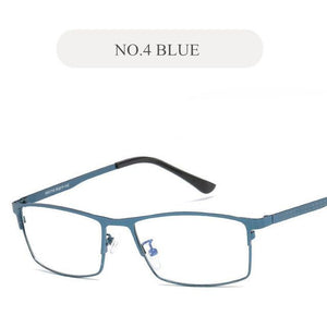 Men Bussiness Glasses Frame Blue Light Filter Computer Eyeglasses Anti Radiationeosegal-eosegal