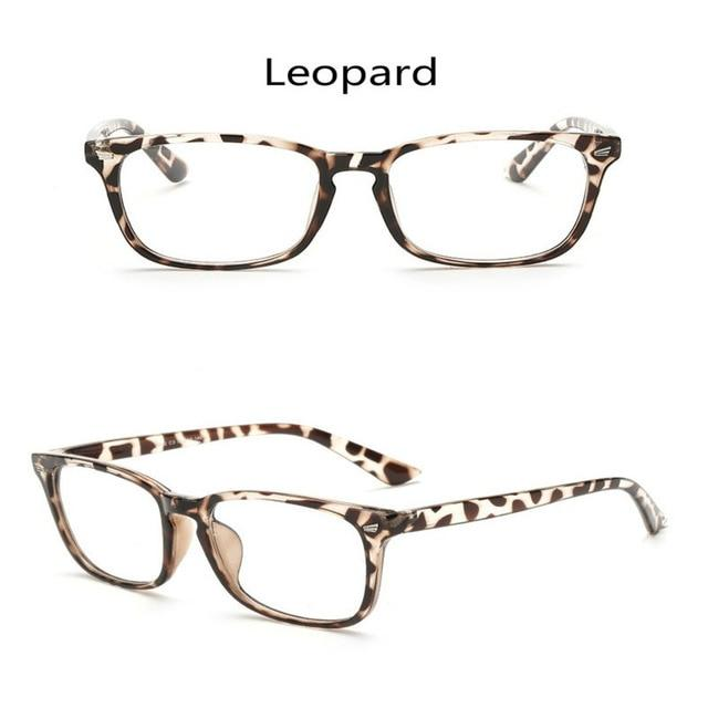 Fashion black Square For Women Transparent Glasses Spectacle Frames Mens Computer Eyeglasseseosegal-eosegal