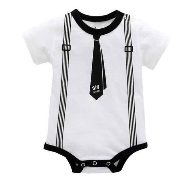New born Baby clothes overalls Long Sleeve Cotton body bebe Baby boy clothes Roupas de bebe Infantil Jumpsuit Baby Costume-eosegal