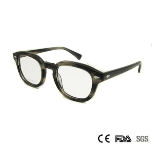 Sorbern New 2017 Round Eyeglasses Frames Optical For Men Women Brand Retroeosegal-eosegal