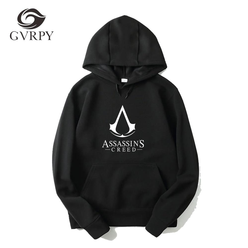 XS-3XL Fashion Design Hoodies Sweatshirts Men Women Hooded Sportswear Moleton Masculino Assassinseosegal-eosegal