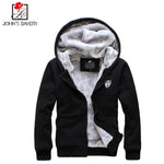018 New Fashion Hoodies Brand Men Plus Velvet Thicker Sweatshirt Male Men'Seosegal-eosegal