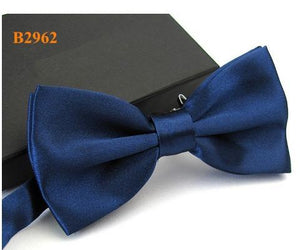 New Arrival Men's Fashion Tuxedo Classic Solid Color Butterfly Wedding Party Bowtieeosegal-eosegal