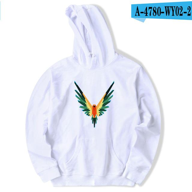 NEW Logan Paul Design Men/Women Pocket Hoodies 6Colour Maverick Wing Dream Springeosegal-eosegal