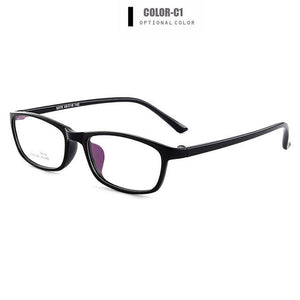 New Trendy Women's Urltra-Light TR90 Full Rim Optical Eyeglasses Frames Men'seosegal-eosegal
