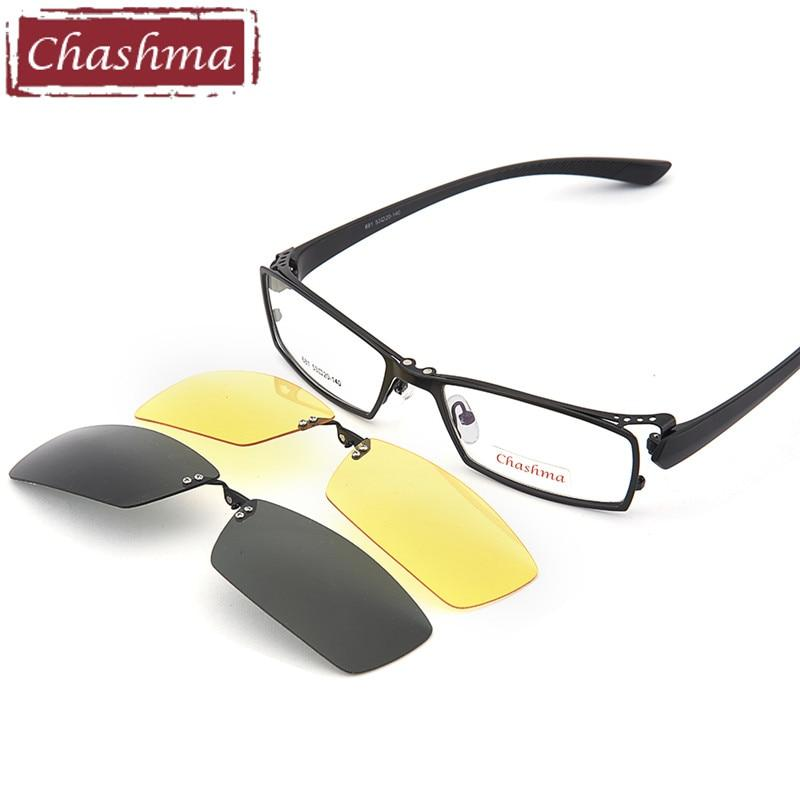 Men's Eyeglasses Driving and Fishing Myopia Frame Top Quality Day and Nighteosegal-eosegal