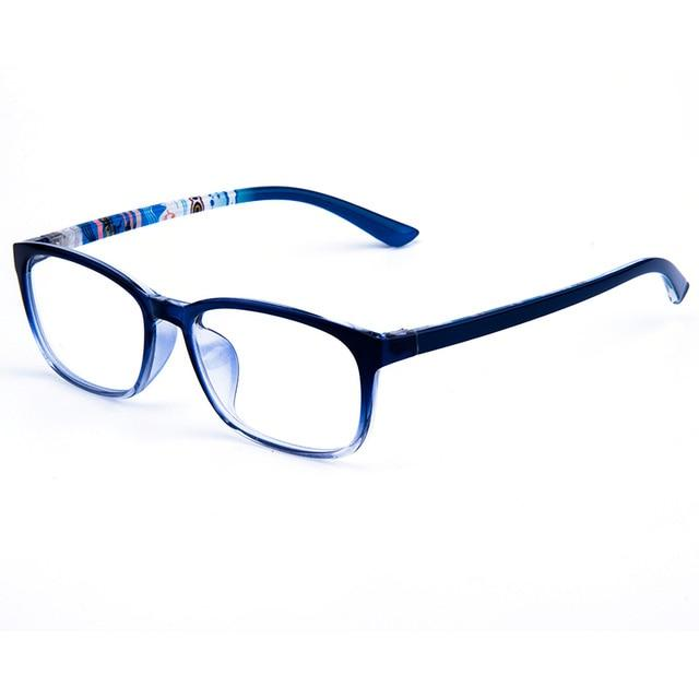 Ultralight Square Small Face Glasses Frame TR90 Men and Women Brandeosegal-eosegal