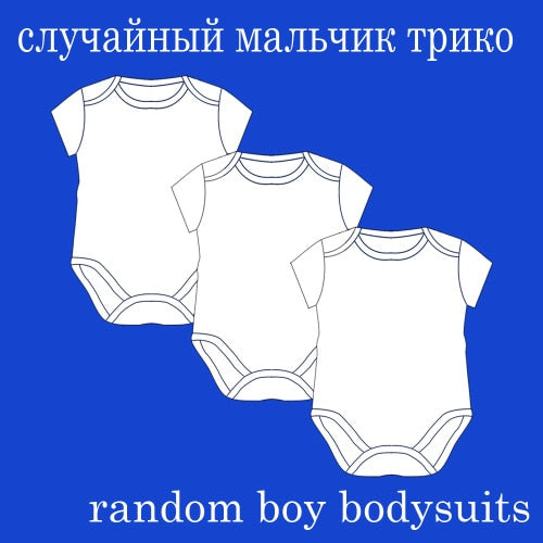 Kavkas Baby Bodysuit One Piece Baby Boy Summer Clothes Newborn Short Sleeve Baby Ropa De Baby Jumpsuits-eosegal