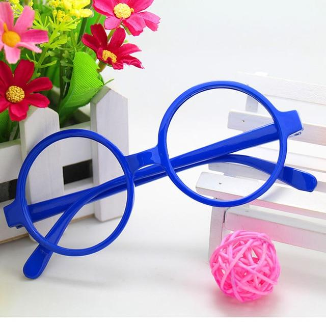 2018Hot Harry Potter Rush Tide Round Children Glasses Frames Unisex Candyeosegal-eosegal