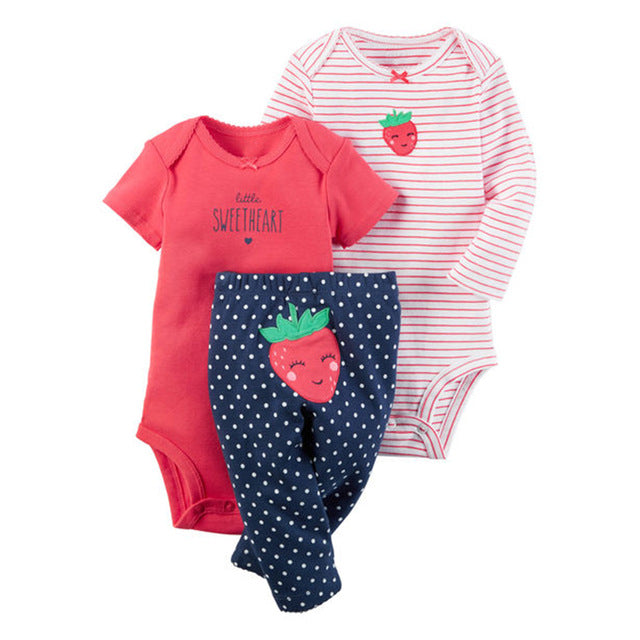 2018 newborn Baby clothes set,kids boy girl infant clothing boys ,ropa bebes baby layette Clothing Sets roupa infantil-eosegal