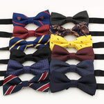1 Piece Fashion Brand Bow Ties For Men Wedding Polyester Paisleyeosegal-eosegal