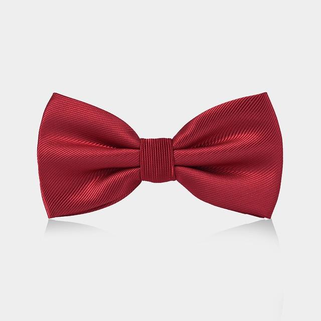 2018 New Design Bow ties for men Wedding Party Business Bowtieeosegal-eosegal