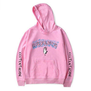 new fashion xxxtentacion hoodie broken heart sweatshirt men women hip hop rappereosegal-eosegal