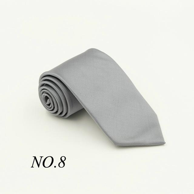 The Big 8 cm Formal Fashion Striped Dots Ties For Men Neckeosegal-eosegal