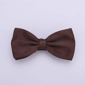 Men Bow tie Solid Fashion Skinny Bowties Black Bowtie Gold Bow Tieeosegal-eosegal