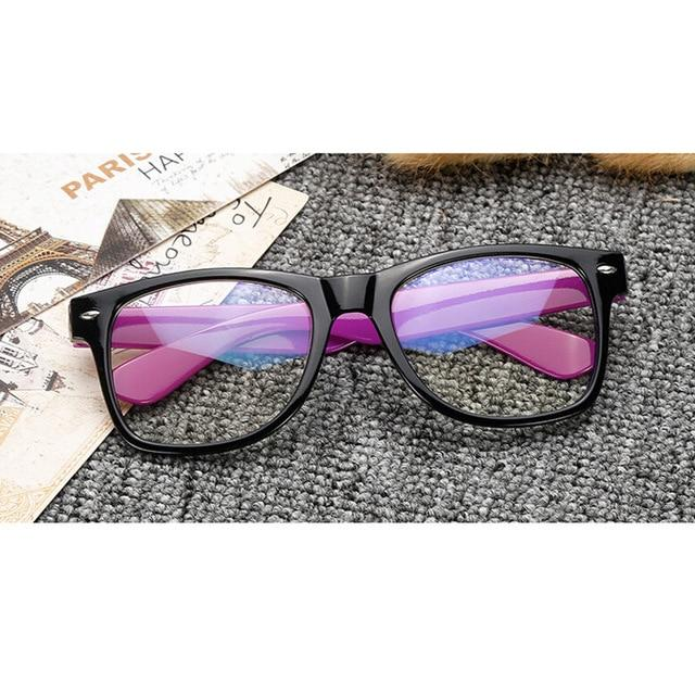 Clear Lens Glass Frame Anti Blue Ray Surfing Eye Protective Glasseseosegal-eosegal
