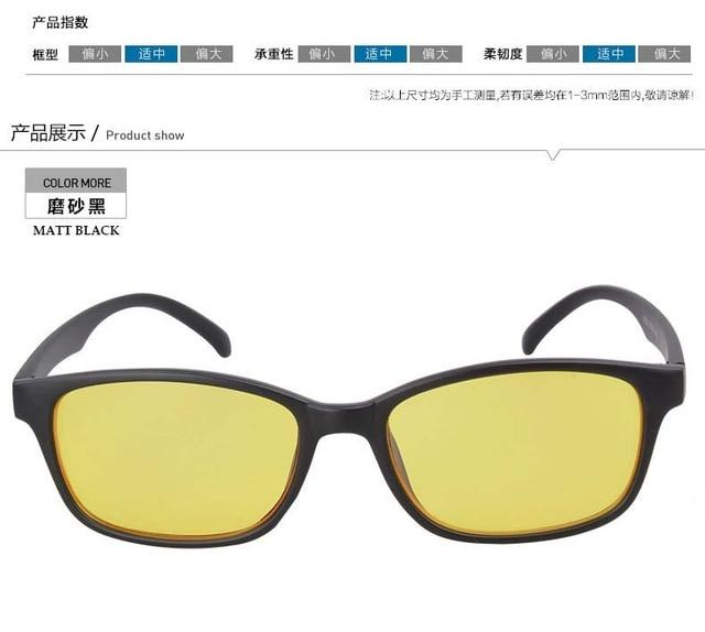 2018 Anti Blue Rays Computer Goggles Reading Glasses 100% UV400 Radiation Resistanteosegal-eosegal