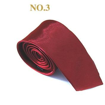 Stock Fashion Multi Colors Polyester Skinny Necktie Ties For Mens Corbataeosegal-eosegal