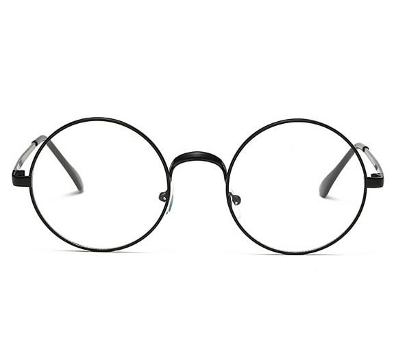 Harry Potter Glasses Round Spectacle Glasses Frame Sunglasses Men Women Vintage Metaleosegal-eosegal