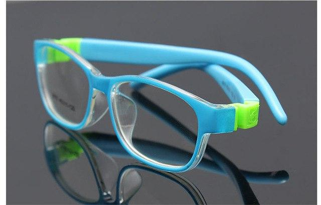 Boy Girl Solid Soft Flexible Infant Children eyeglasses frames Kids Optical frameeosegal-eosegal